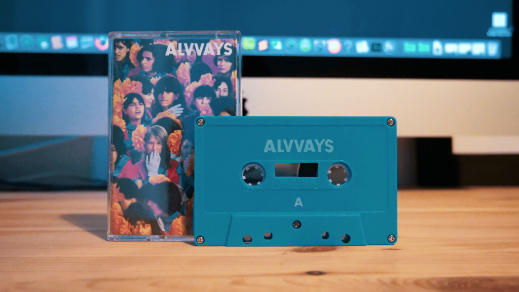 ALVVAYS 1st album「ALVVAYS」