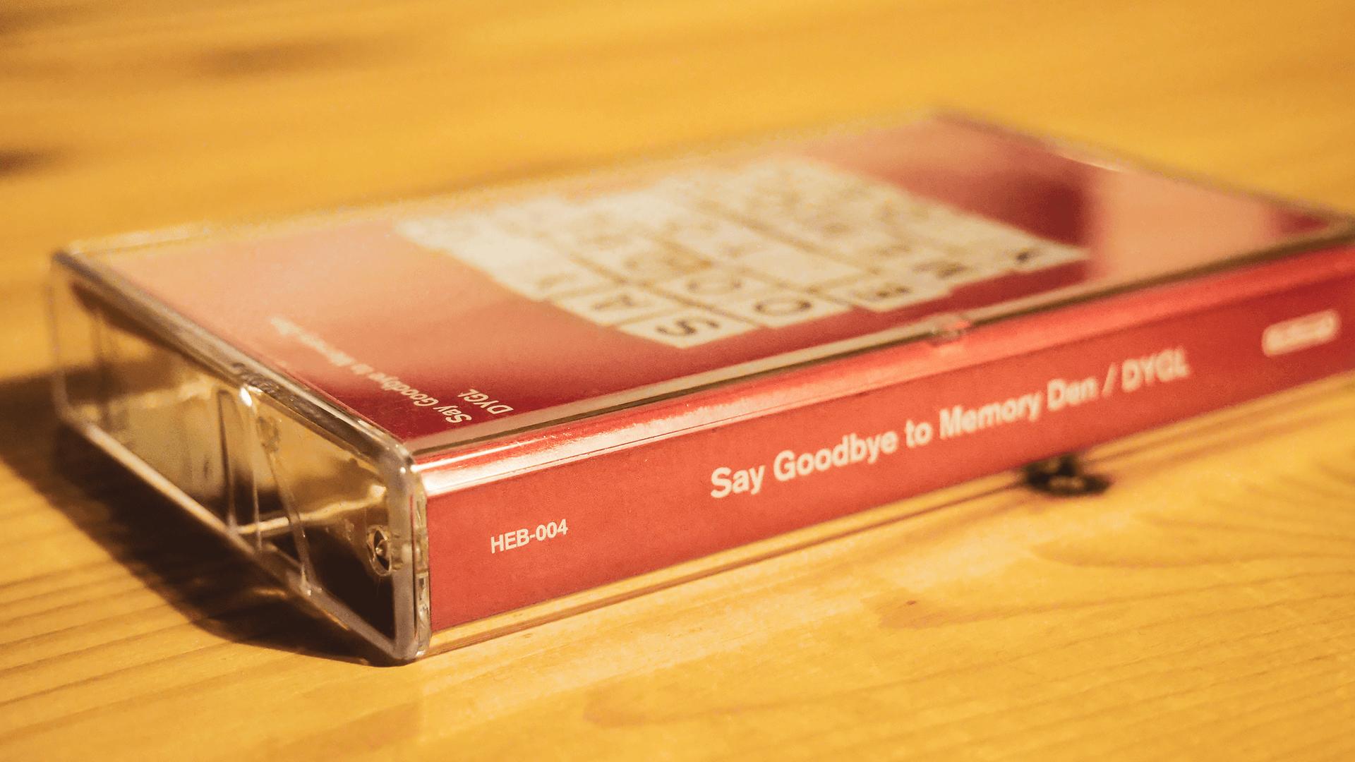 Say Goodbye to Memory Denのジャケット写真その2