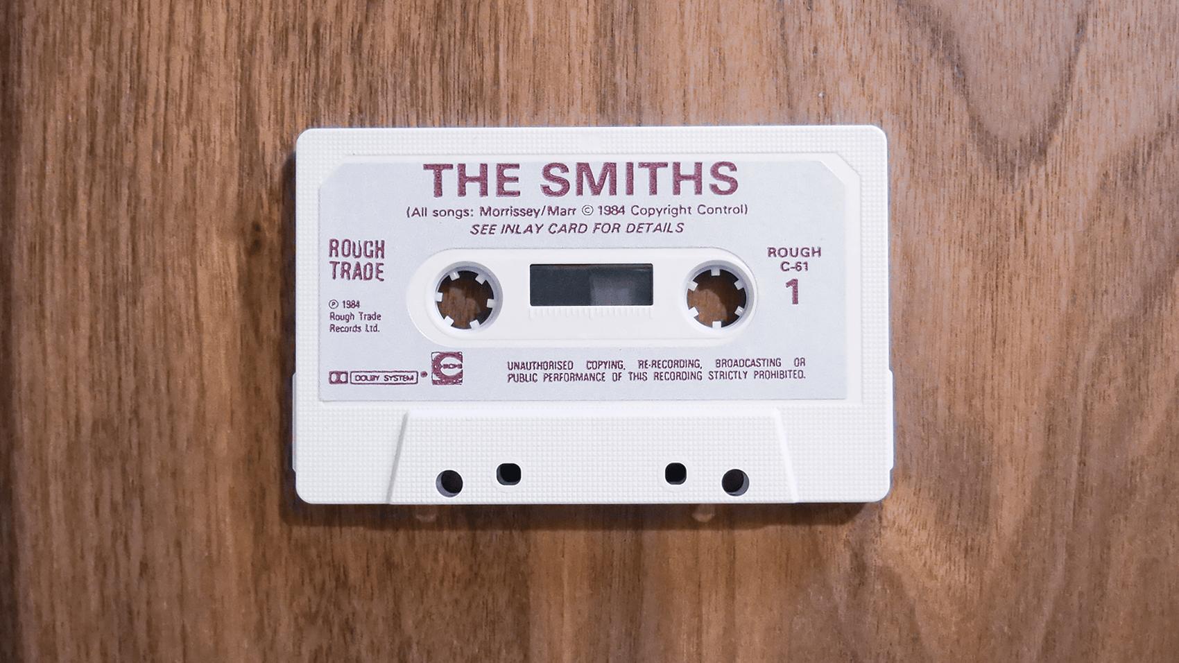 The Smithsのカセットボディ