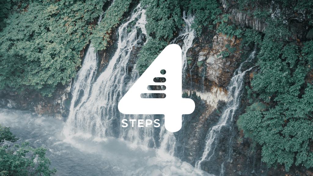 デザイナーが成長するには4段階のスキルアップが必要