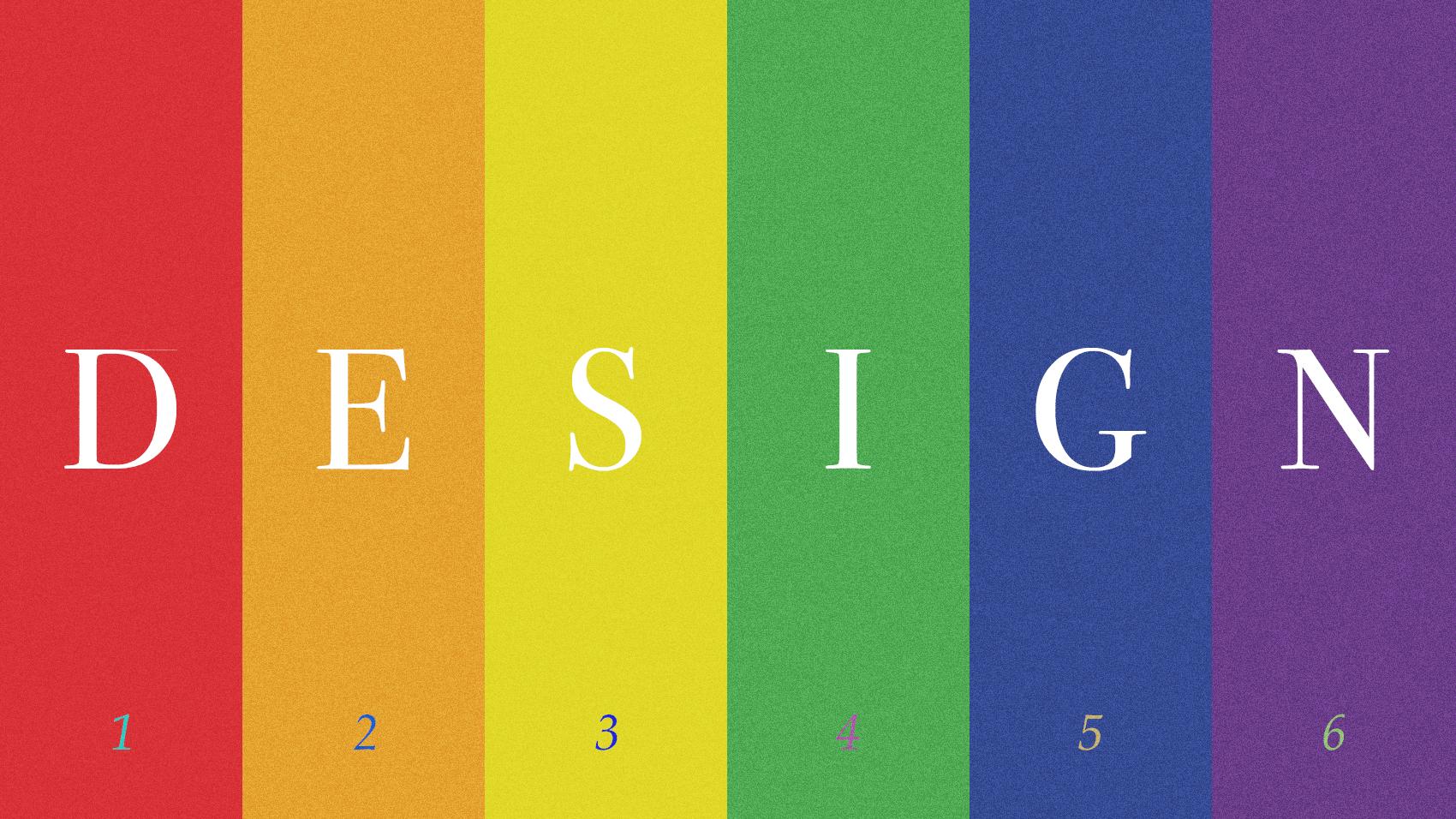 新しく事業やサービスを立ち上げるときに必要な制作物をデザインする順番