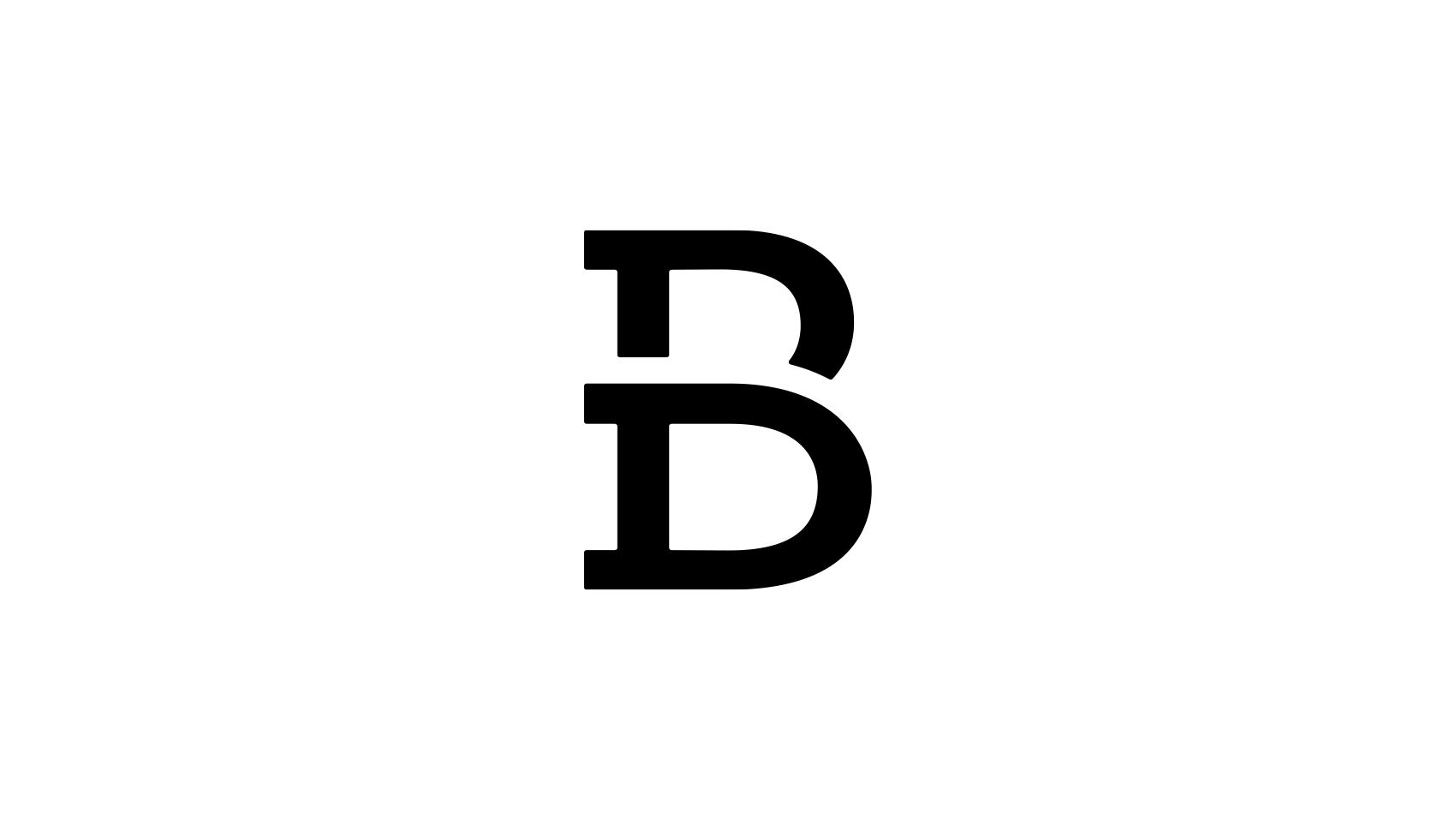 BUROKI designのロゴデザイン