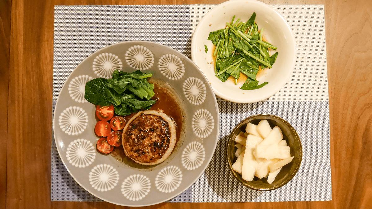 ちゃんとoisix 18周目の2日目の夕食