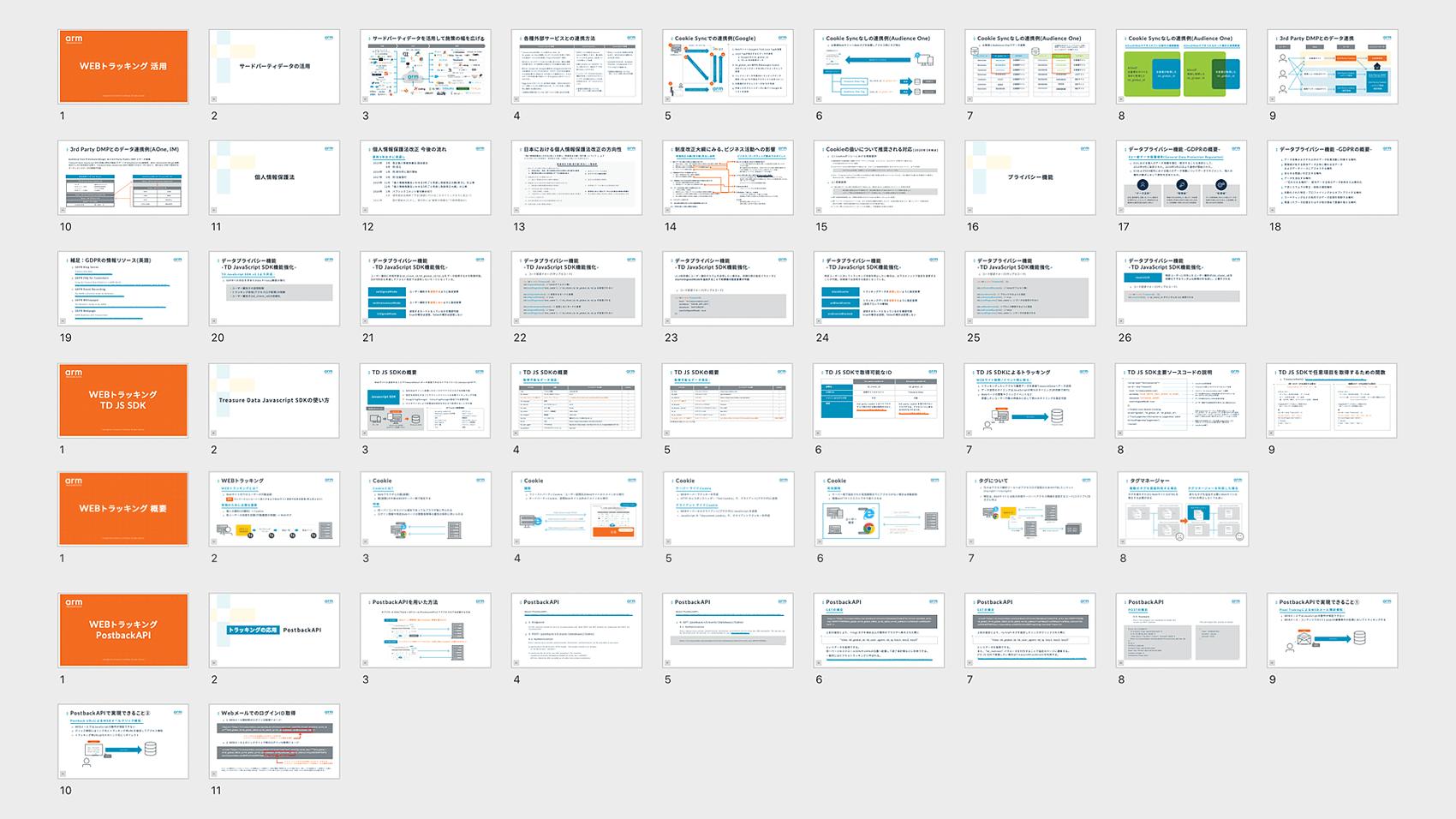 webセミナー用資料デザイン その5