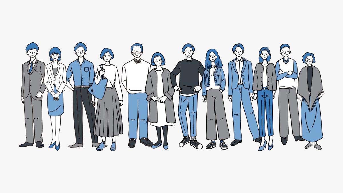 ノジマアイさん制作のイラスト