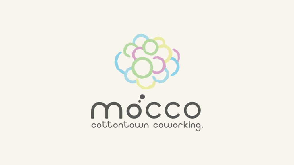 姫路市南町にあるコワーキングスペースmoccoさんのロゴデザイン