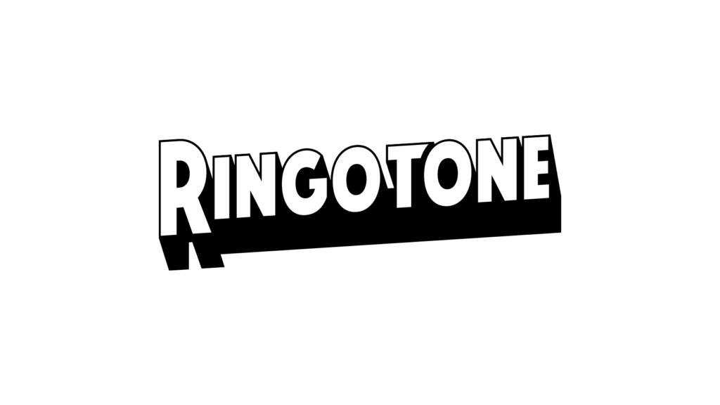 いま大注目の3ピースバンド「RINGO TONE」さんのロゴデザイン