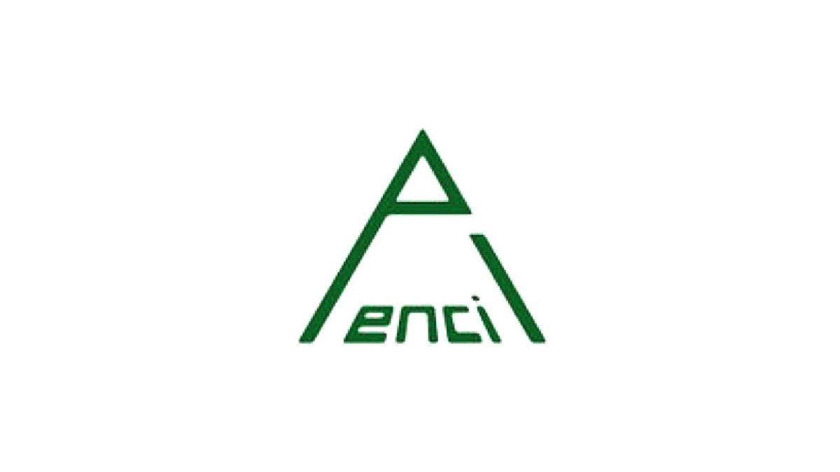PENCILの先端ロゴ