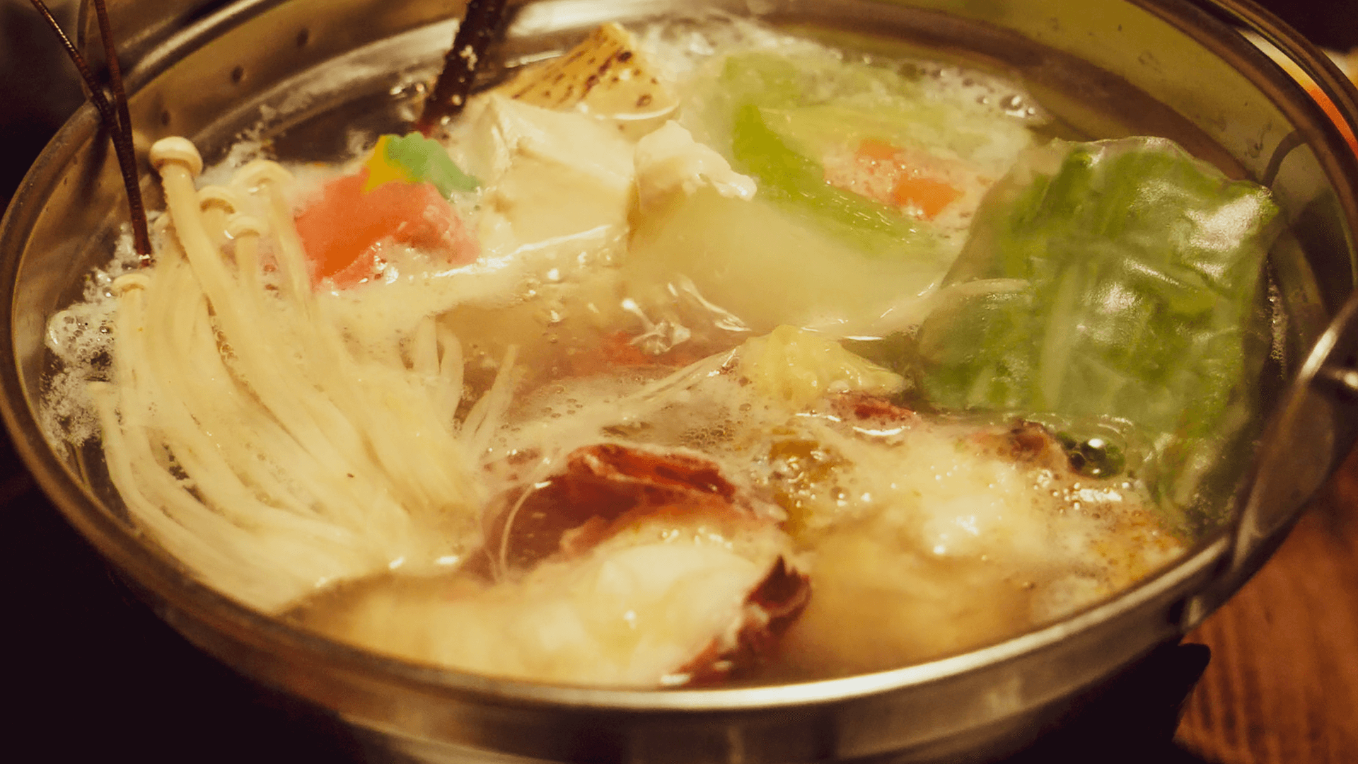 伊勢海老鍋