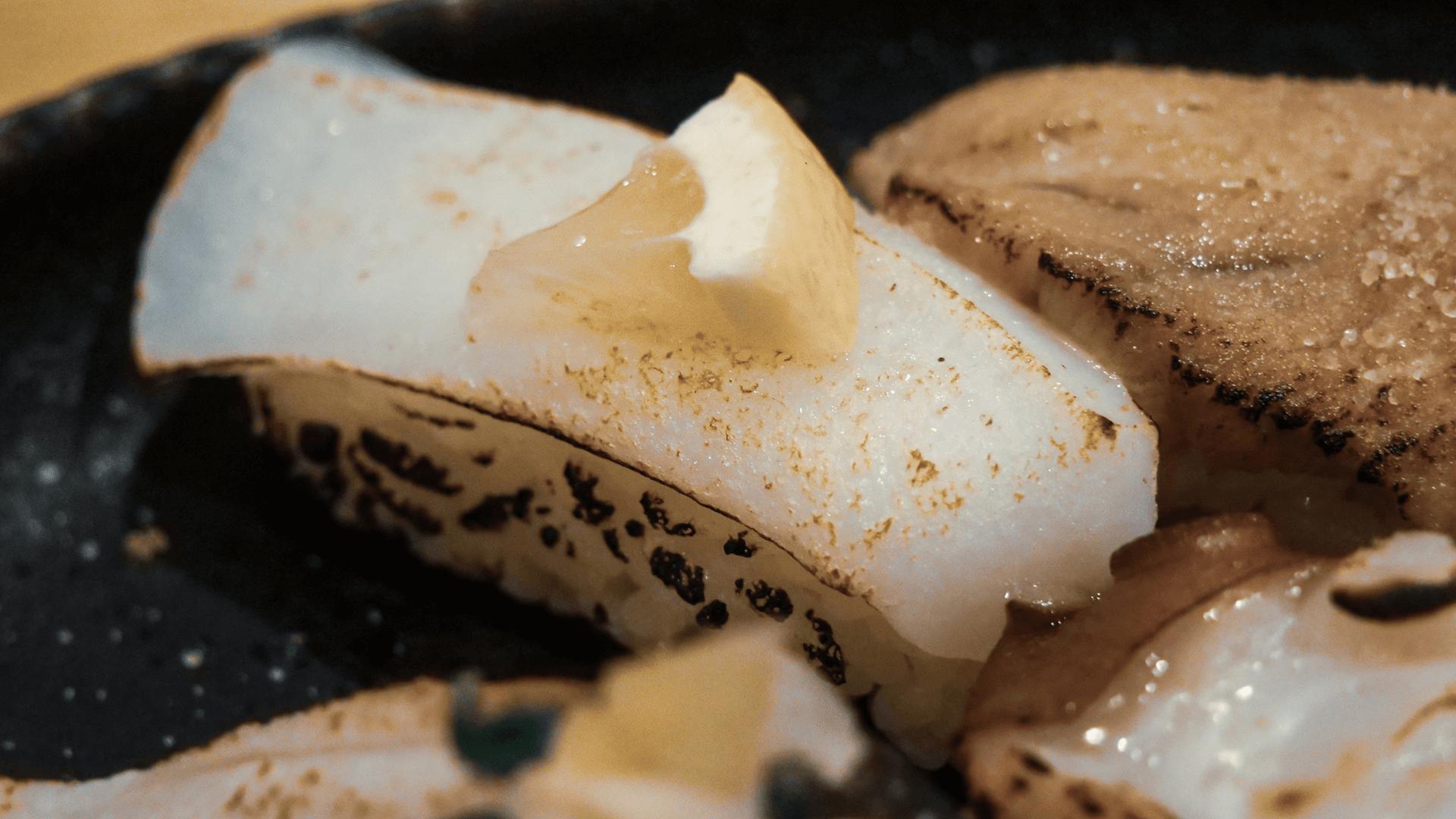 いかの炙り寿司