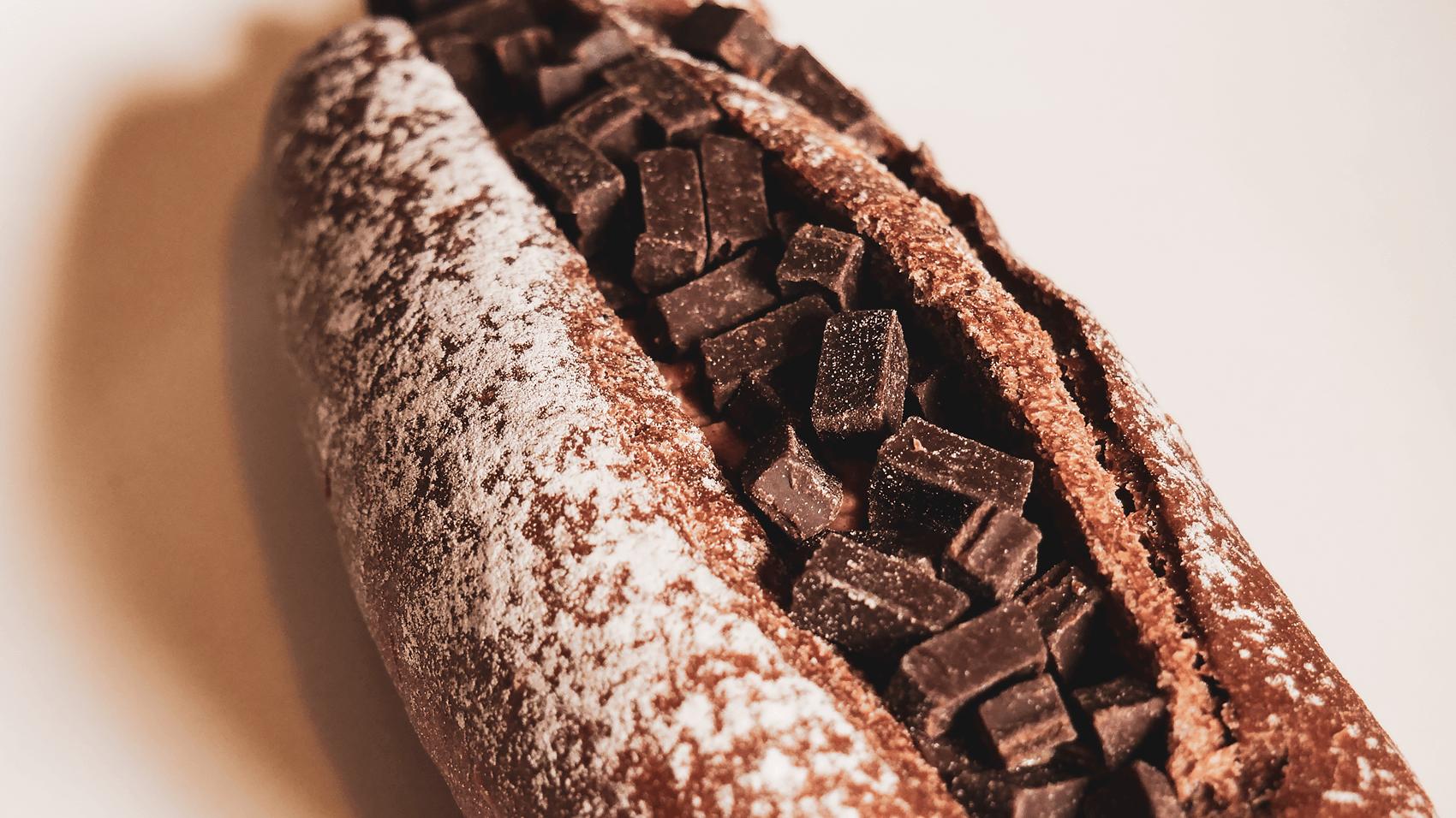 チョコフランスみたいなパンその2