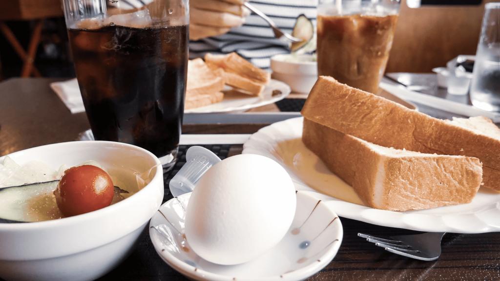 【モーニング紹介vol.1】針中野駅前にあるcoffee house 珈音さんで食す