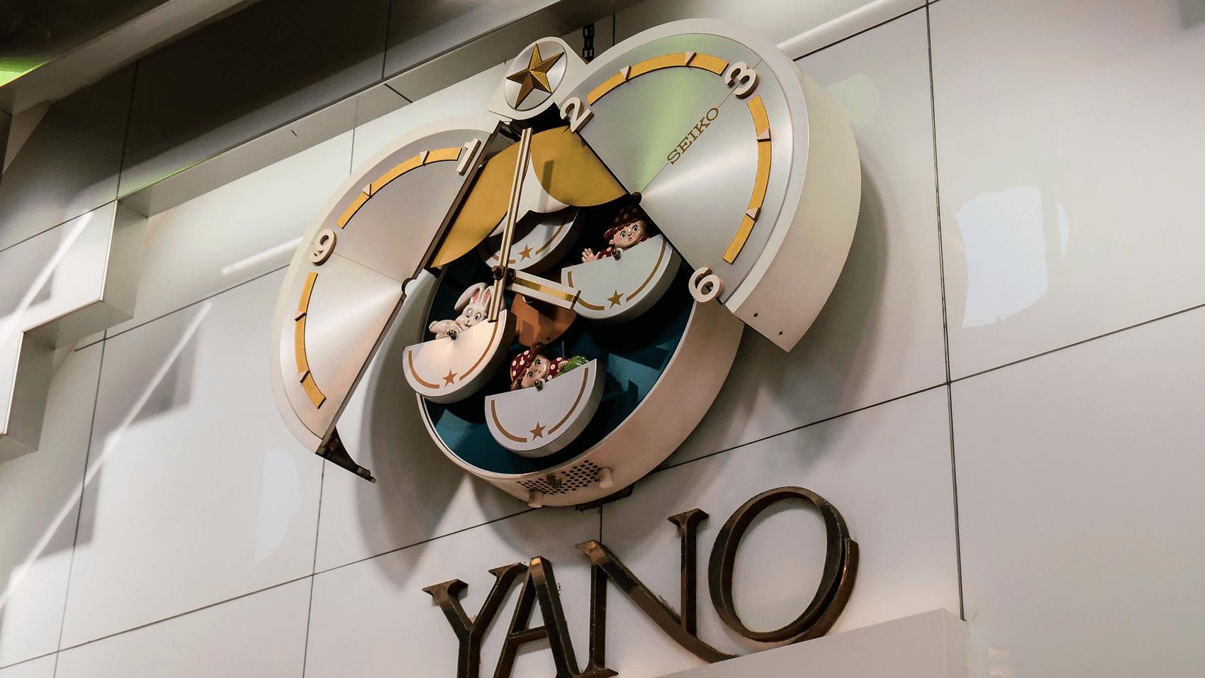 YANOの看板