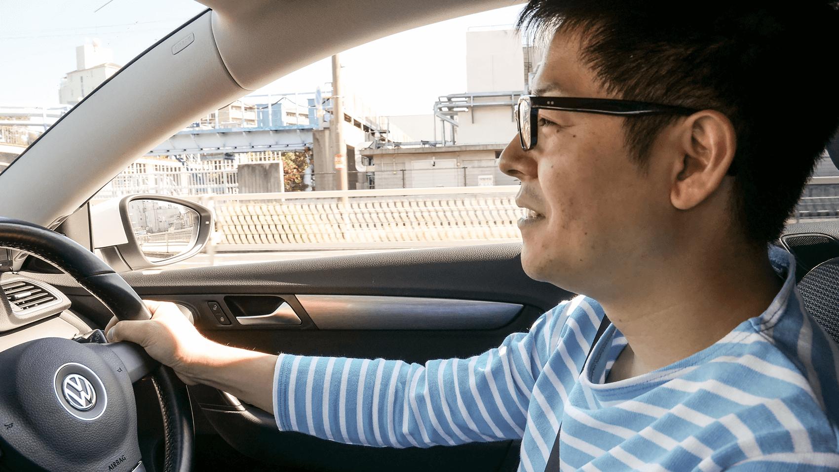 運転するボビン