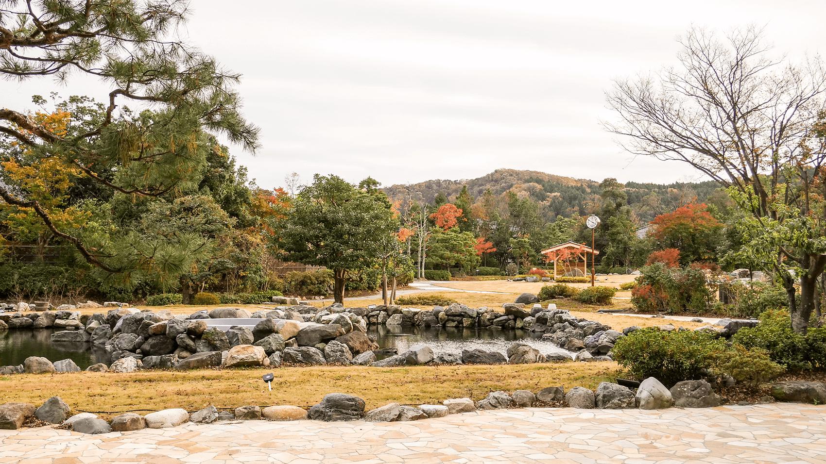 加賀百万石の庭園その2