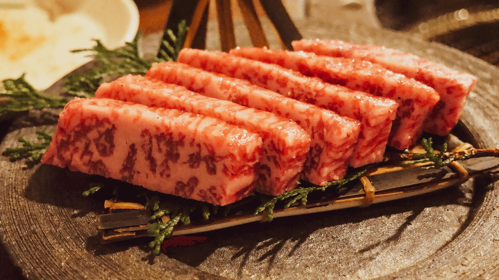 焼肉どらのお肉その1