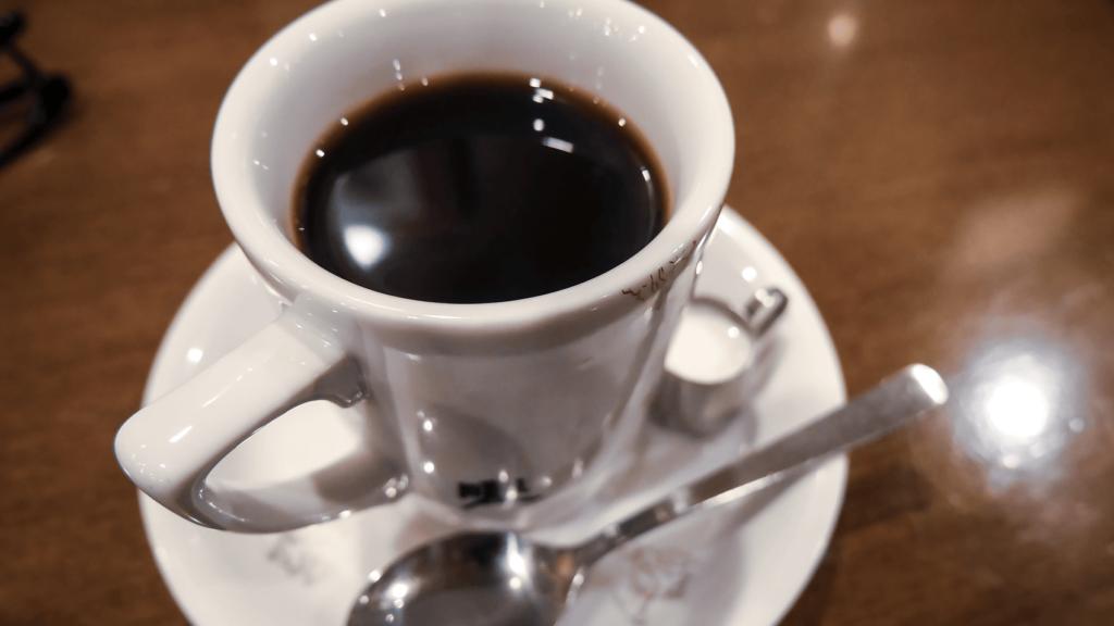 京都の烏丸、河原町、二条にあるレトロな喫茶店をめぐり歩いてきました