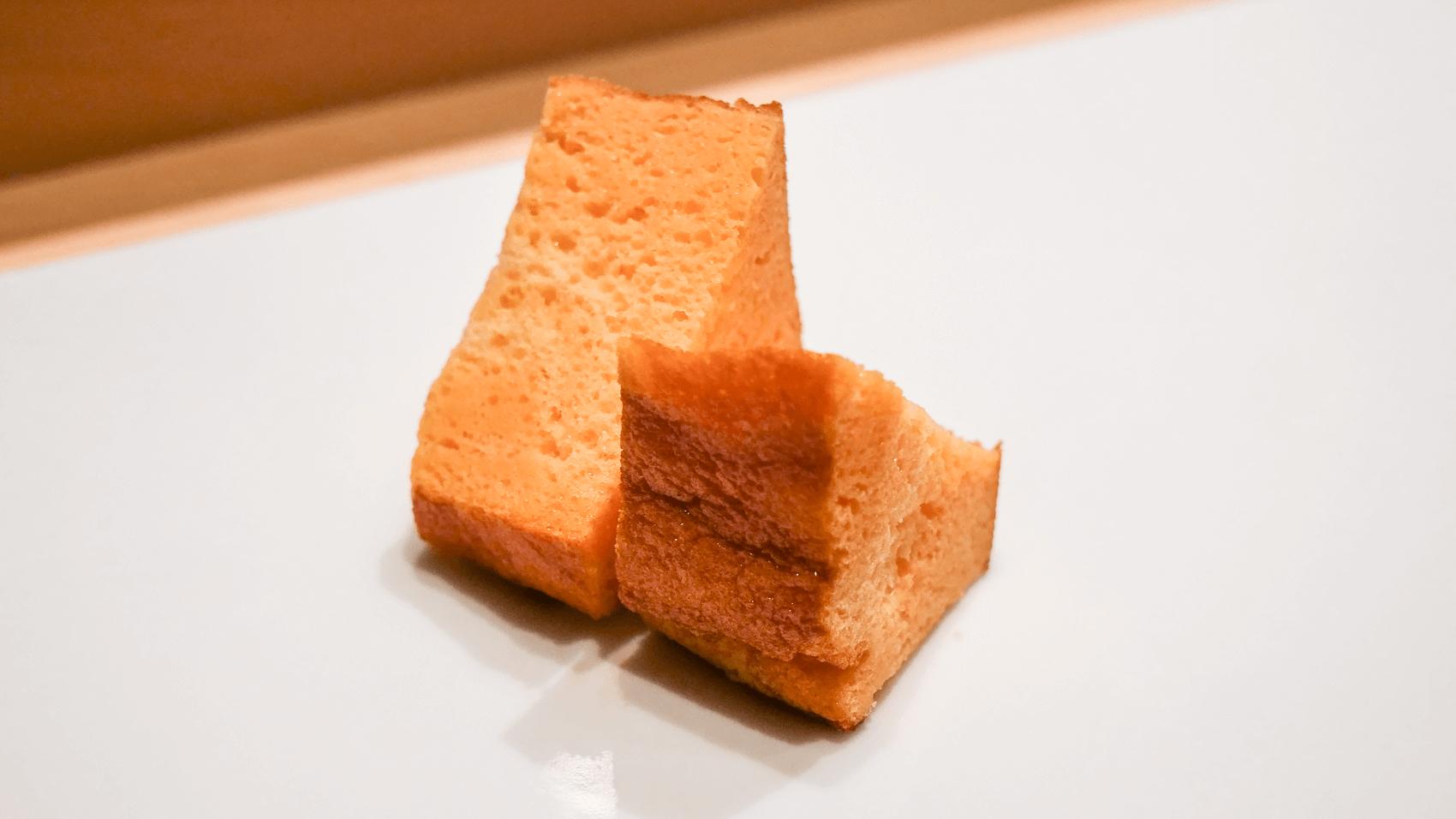 カステラ玉子焼