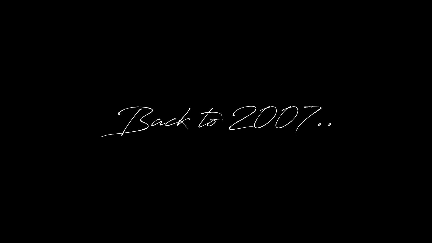 辛かった2007年があったからこそ今のBUROKI designがあります